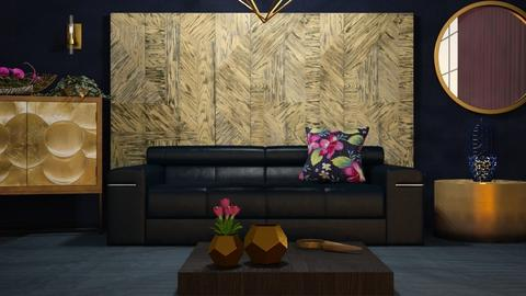 M_BNP - Living room - by milyca8