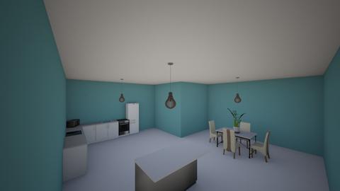 kitchen week 6 - Kitchen - by s863442