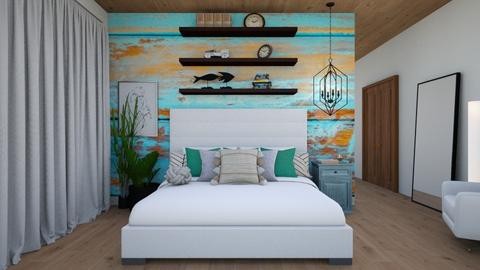Modern room - Modern - Bedroom - by norkis