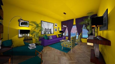 fruit - Living room - by Oshee