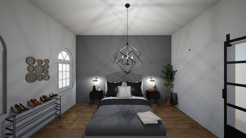 First room - Bedroom - by Kaya0330