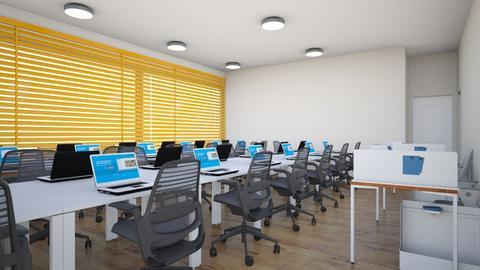 IT Room - Office  - by asim71112