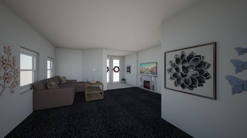Modern Living Room - Living room  - by maelle12