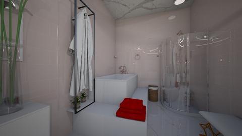 2851 - Bathroom  - by RANDJEAN