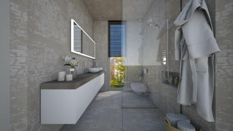Casa146Bathroom - Glamour - Bathroom - by nickynunes