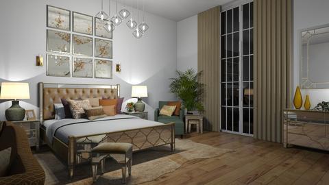 Autumn 2020 - Modern - Bedroom  - by AdaBart