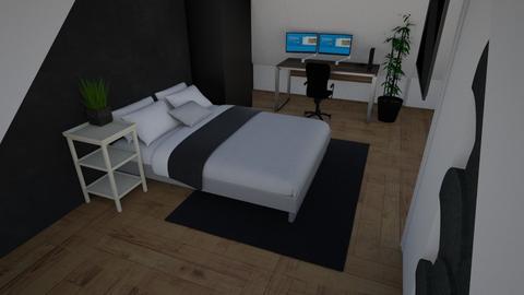 Zolder verbouwing - Modern - Bedroom - by Jip Schattel