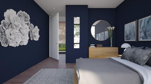 552 - Modern - Bedroom  - by Claudia Correia