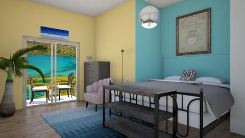 its savannah_kiwimelon - Bedroom  - by kiwimelon711