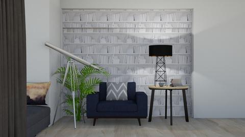 For jaxo - Living room  - by KittyKat28