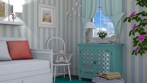 M_ V2 - Vintage - Bedroom  - by milyca8