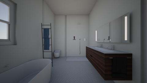 master bath - Bathroom  - by wicdvm