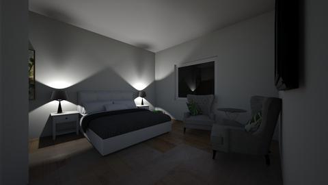 Bedroom  - Bedroom  - by JuliaOK