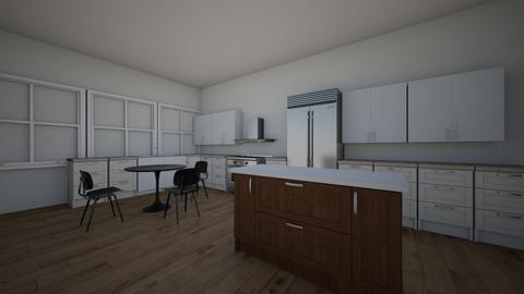 VALLE - Kitchen  - by cekarbu
