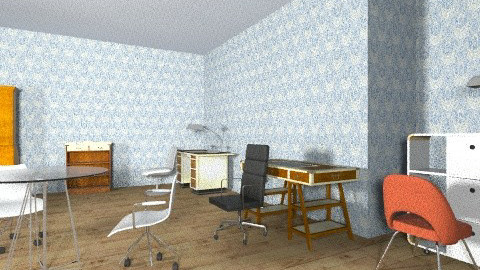 LWC Associates - Vintage - Office  - by lwciam