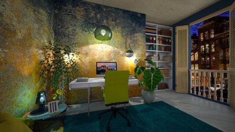 Office - Office  - by nanabpf