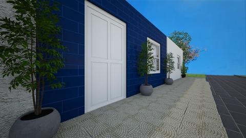 small house Braga - Rustic - Living room - by Cristiane Lichotto
