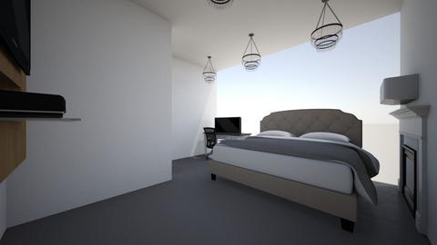 plan1 - Bedroom  - by erliirose