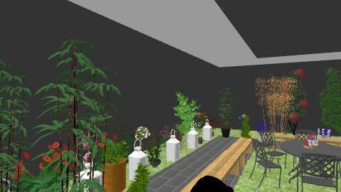 garden - Classic - Garden  - by caroline9