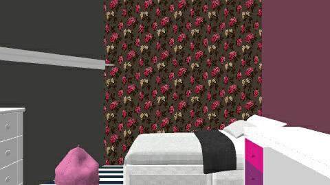 My Bedroom - Modern - Kids room  - by LeahJadeC