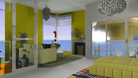 W&Y Bedroom - Classic - Bedroom  - by calu13