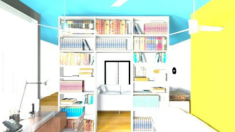 ak 02 - Modern - Kids room  - by Akshay kumar