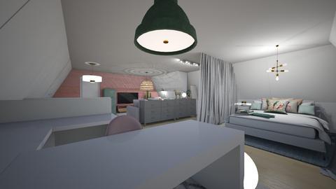 LRW  nieuw - Living room  - by valerietegenbos