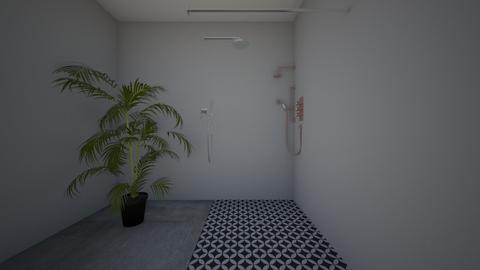 Project 4 Part 2 - Bathroom  - by Mpumie