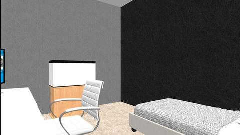 Neues Gaming Zimmer - Modern - Office  - by GetOnMyFaust