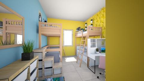kids room suits 4 kids - Kids room - by Barbara29