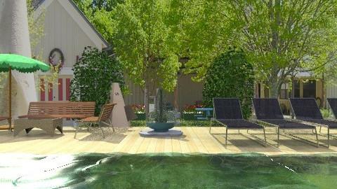 Huge greenary - Classic - Garden  - by Navnita