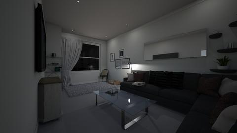 Chill - Living room - by lovedae_parfait