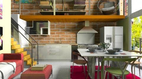 NY Loft - Modern - by Laurika