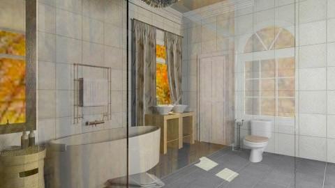 Badezimmer - Glamour - Bathroom  - by lewisallen