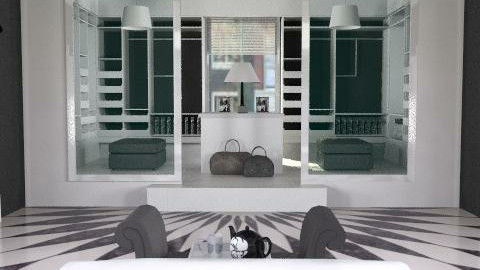 GlamouRama - Modern - Bedroom  - by ATOMIUM