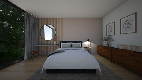 Bedroom Betty Marshall  - Modern - Bedroom  - by BettyMalaga