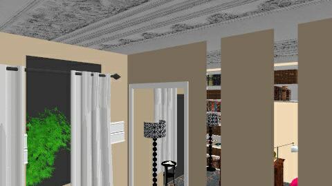 soggiorno chiuso - Classic - Living room - by favaloro_bianca
