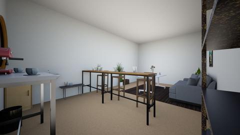 gcm - Modern - Living room  - by Patrik112