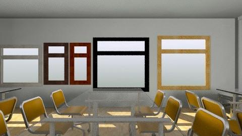 Classroom 1b - Classic - Office  - by Kognosko
