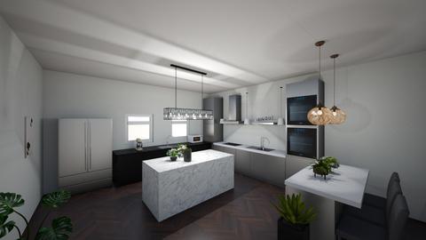 Kitchen 2 - by DelaneySchermer