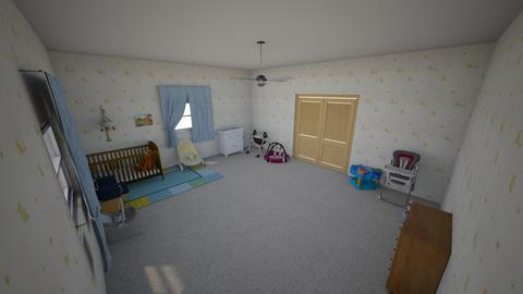 Nursery - Bedroom - by Paigie6