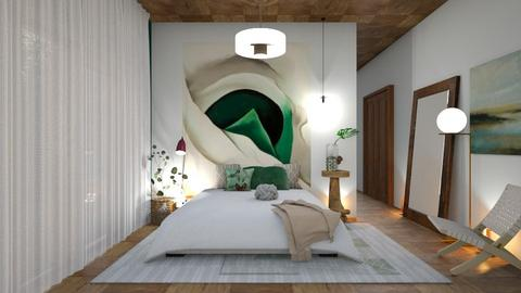OKEEFFE BR - Bedroom - by zarky