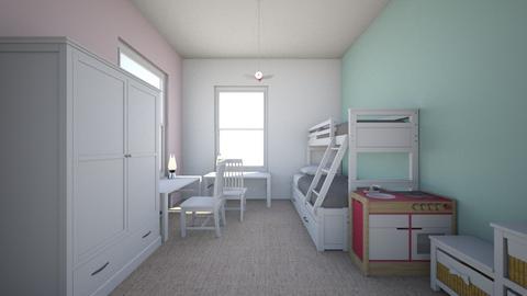 Children - Kids room  - by Twerka