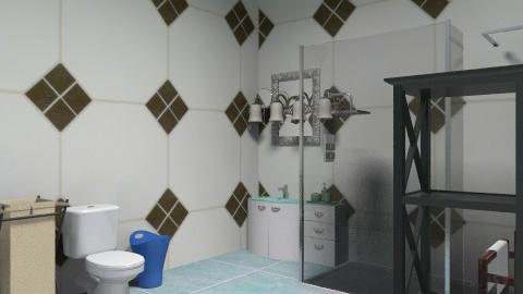 baño - Classic - Bathroom - by pepina