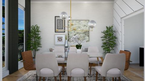 Dinning Room - Dining room  - by kjoverby