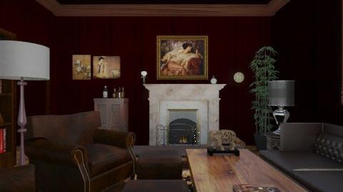 uihyhl - Living room  - by Debora Cris