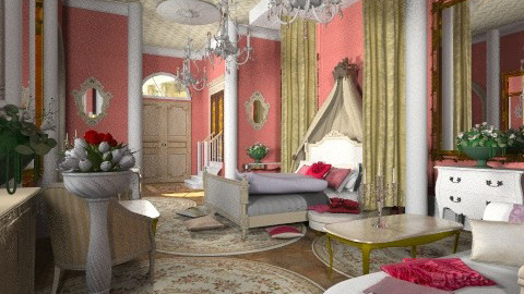 Palace - Classic - Bedroom - by chania