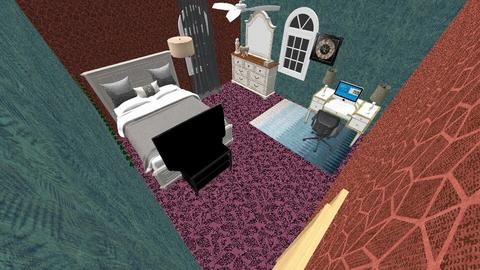 kadens room - Bedroom  - by kaden williams