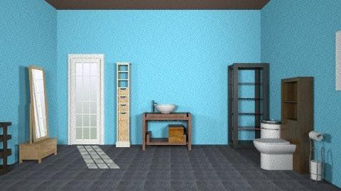 Haus Of Gaga - Retro - Bathroom - by emersonzapatero