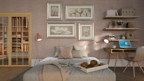Contest 1 Claudia Correia - Modern - Bedroom  - by Claudia Correia